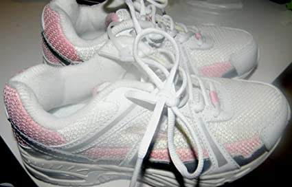 f76e2dcd75fb Image Unavailable. Image not available for. Color  AVIA GIRLS YOUTH PINK  RUNNING SHOES A5572GWQS 5572 size 1 MED