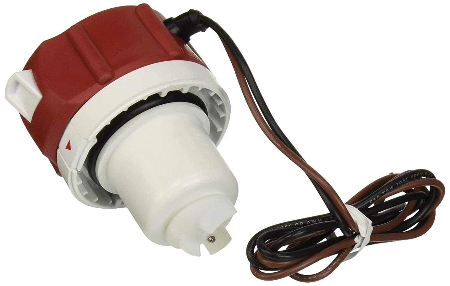 Jabsco Rule Marine Rule Replacement Motor for Tournament Series Livewell Pumps