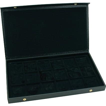 4f3615520 Amazon.com: Pocket Watch Display Case Storage Box for 18 Watches: Home &  Kitchen