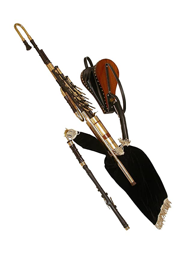 Amazon.com Roosebeck Uilleann Pipes Full Set Ebony Musical Instruments  sc 1 st  Amazon.com & Amazon.com: Roosebeck Uilleann Pipes Full Set Ebony: Musical ...