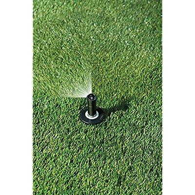 Rain Bird 1802AP8 Professional Pop-Up Sprinkler, Adjustable 0 - 360° Pattern, 6' - 8' Spray Distance, 2