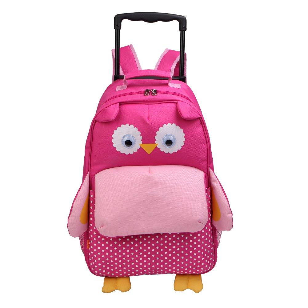 Amazon.com : Yodo Upgraded Large Convertible 3-Way Kids Suitcase ...