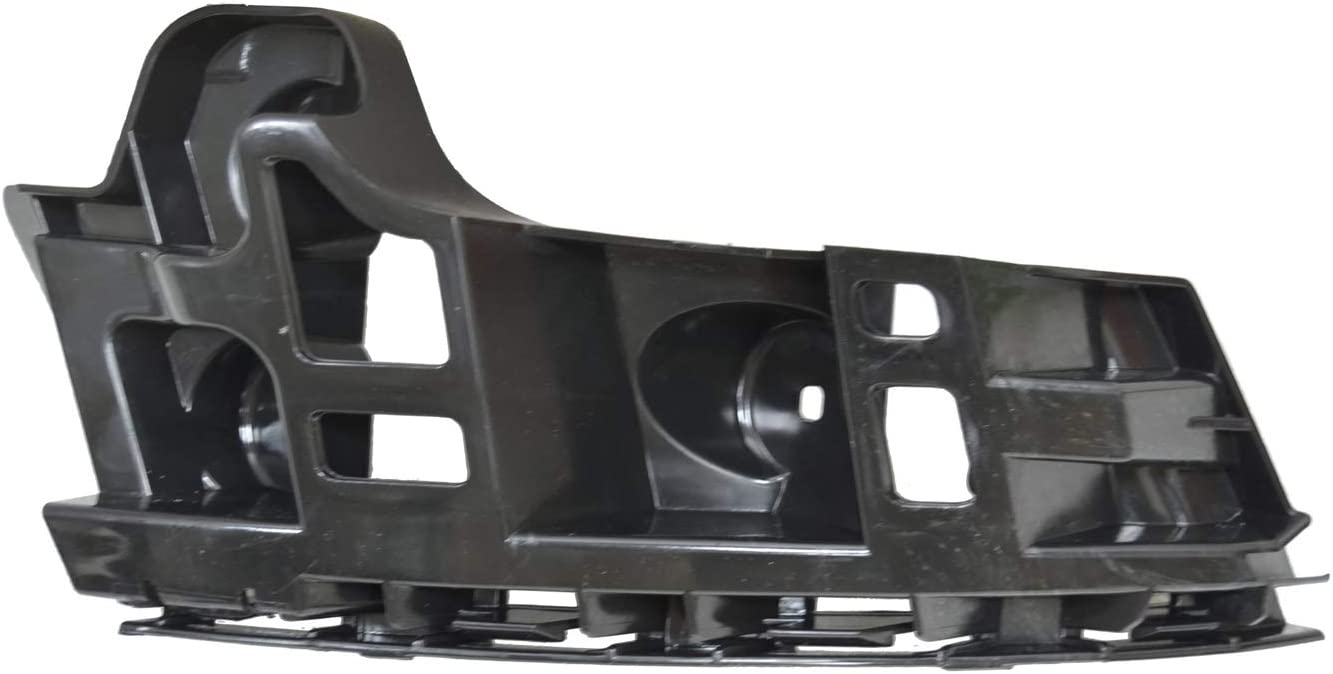 2019-2019 Volkswagen Jetta Rear Driver Side Inner Bumper Cover Support; Plastic Guide Partslink VW1142108