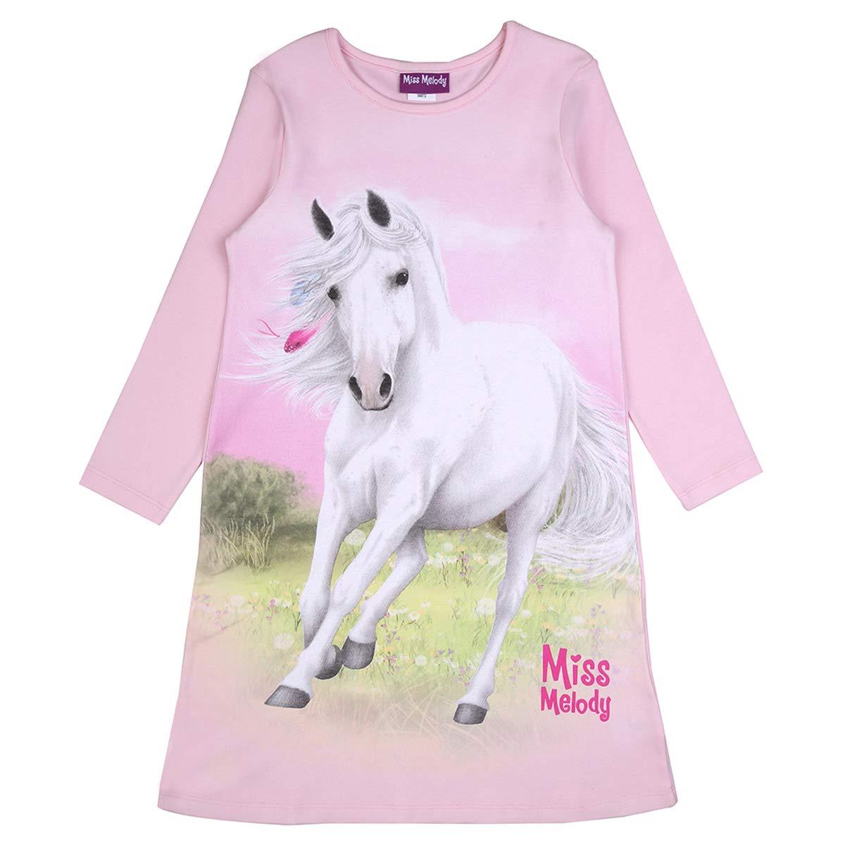 Miss Melody Mädchen Nachthemd, Rosa