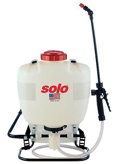 Amazon.com : Solo 425 4-Gallon Professional Piston Backpack Sprayer (Pack of 2) : Garden & Outdoor