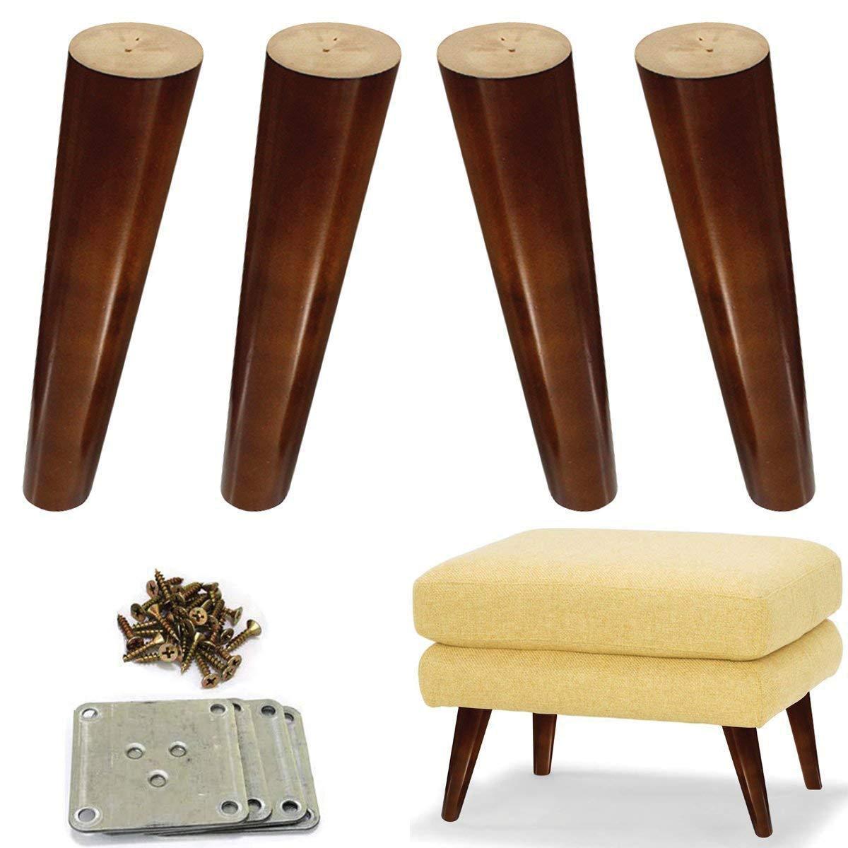 """Ikea Mid Century Modern Coffee Table: Amazon.com: Design 59 Inc- 6"""" IKEA Mid-Century Modern Sofa"""