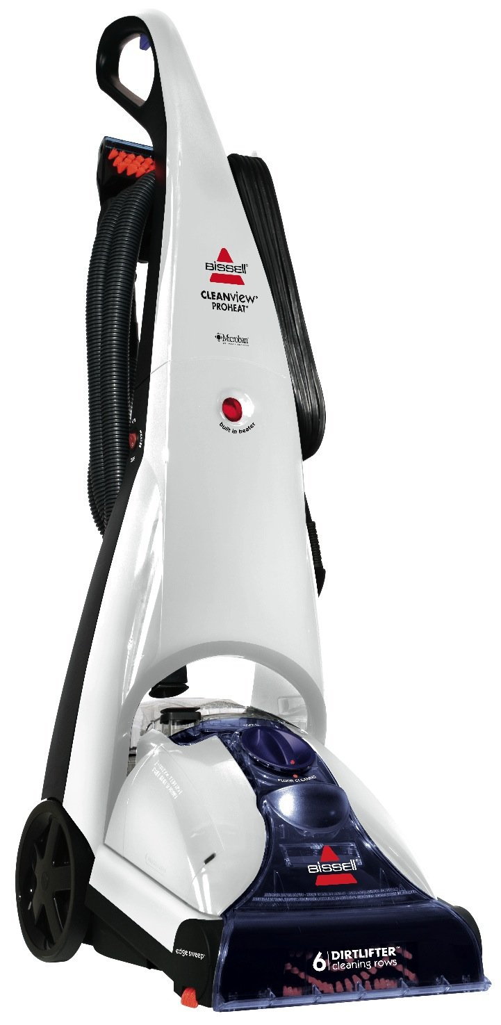 bissell cleanview proheat carpet cleaner upright amazoncouk kitchen u0026 home