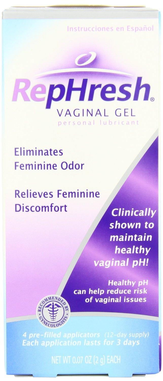 RepHresh Vaginal Gel,New Value Pack Size 0.07 oz-(16-Pre-Filled Applicators)