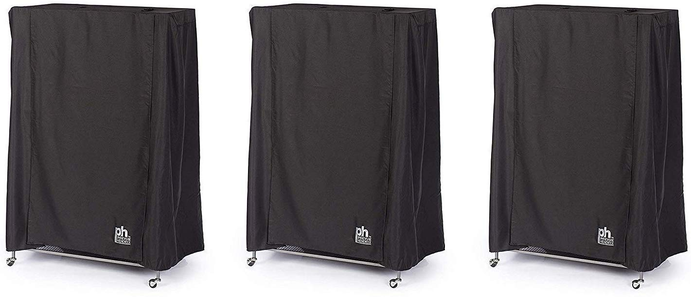 Prevue Hendryx Pet Products Good Night Bird Cage Cover, Large, Black (Pack of 3) by Prevue Hendryx