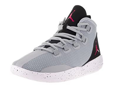 big discount a few days away best place Nike Jordan Reveal GG - Baskets Fille, Gris, 37.5: Amazon.fr ...