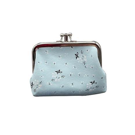 Hunpta - Bolso de mano para mujer, con cremallera, diseño de ...