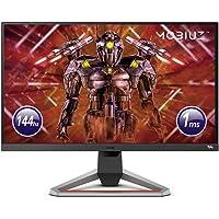 BenQ MOBIUZ EX2710 27 Inch HDRi IPS Gaming Monitor,144Hz 1ms FreeSync Premium FHD