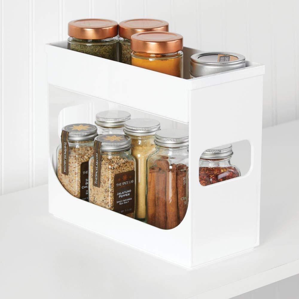 Scaffale da cucina a due piani per organizzare la cucina ...