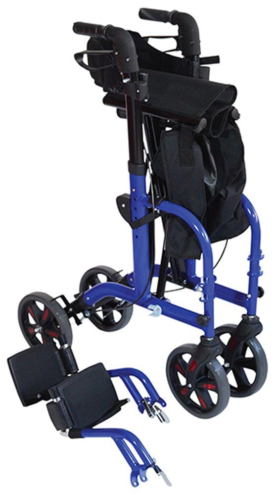 Aidapt - Duo Deluxe - Andador y silla de transporte en un ...