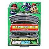 Turning Mecard Train Sets RED children's toys gift Korean TV anime TOY [parallel import goods]