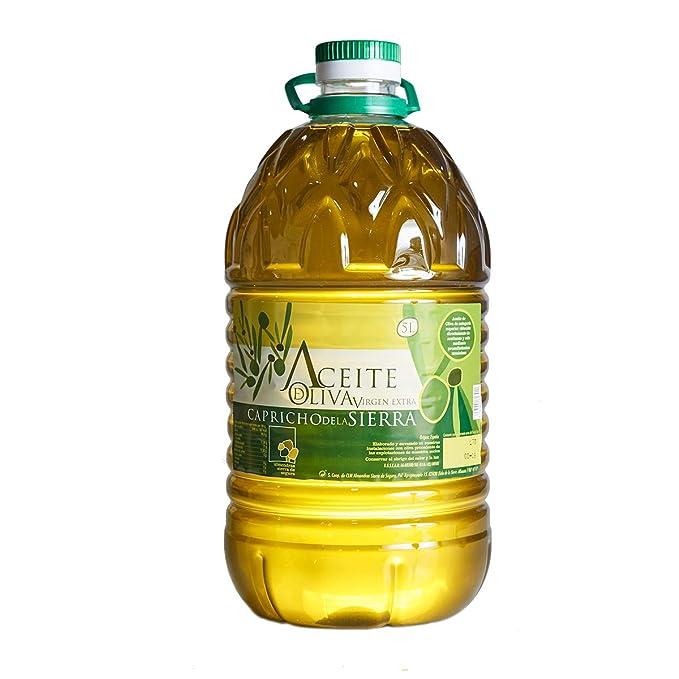 Aceite de Oliva Virgen Extra - 5 litros - Cooperativa Sierra de Segura