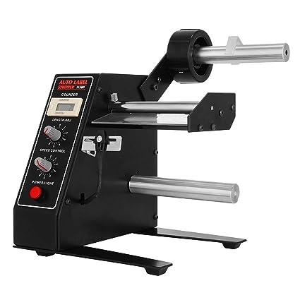 Dispensador automático de etiquetas 1-8 M/Min Label Dispenser Máquina para Separación de