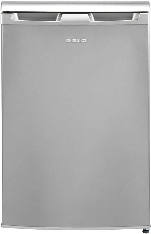 Beko UF584AP Bajo encimera Vertical 85L A+ Plata - Congelador ...