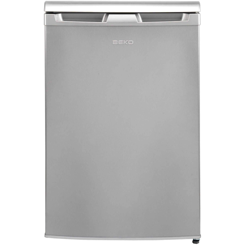 Beko uf584ap Undercounter Vertical 85L + Silver–Freezer (Vertical, 85L, 10.5kg/24h, SN-T, A +, Silver)
