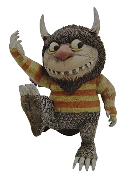 amazon com mcfarlane toys where the wild things are series moishe