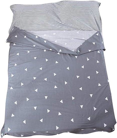 Tubayia Saco de Dormir de algodón, Saco de Dormir de Viaje, Saco ...
