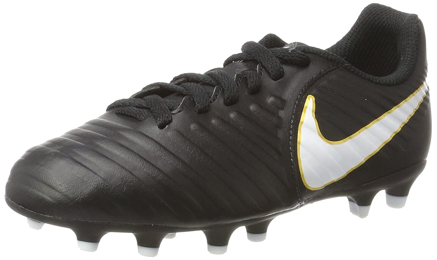 47f1c2325955 Amazon.com | Nike Kids Jr. Tiempo Rio IV (FG) Firm Ground Soccer Cleat |  Soccer