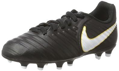 00f5b5380520 Amazon.com | Nike Kids Jr. Tiempo Rio IV (FG) Firm Ground Soccer ...