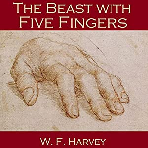 The Beast with Five Fingers Audiobook