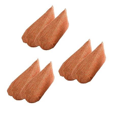 Youkap 6pcs Aire Natural purificadora de bambú carbón de Aire ...