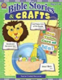 Bible Stories and Crafts, Mary Tucker, 0743970462