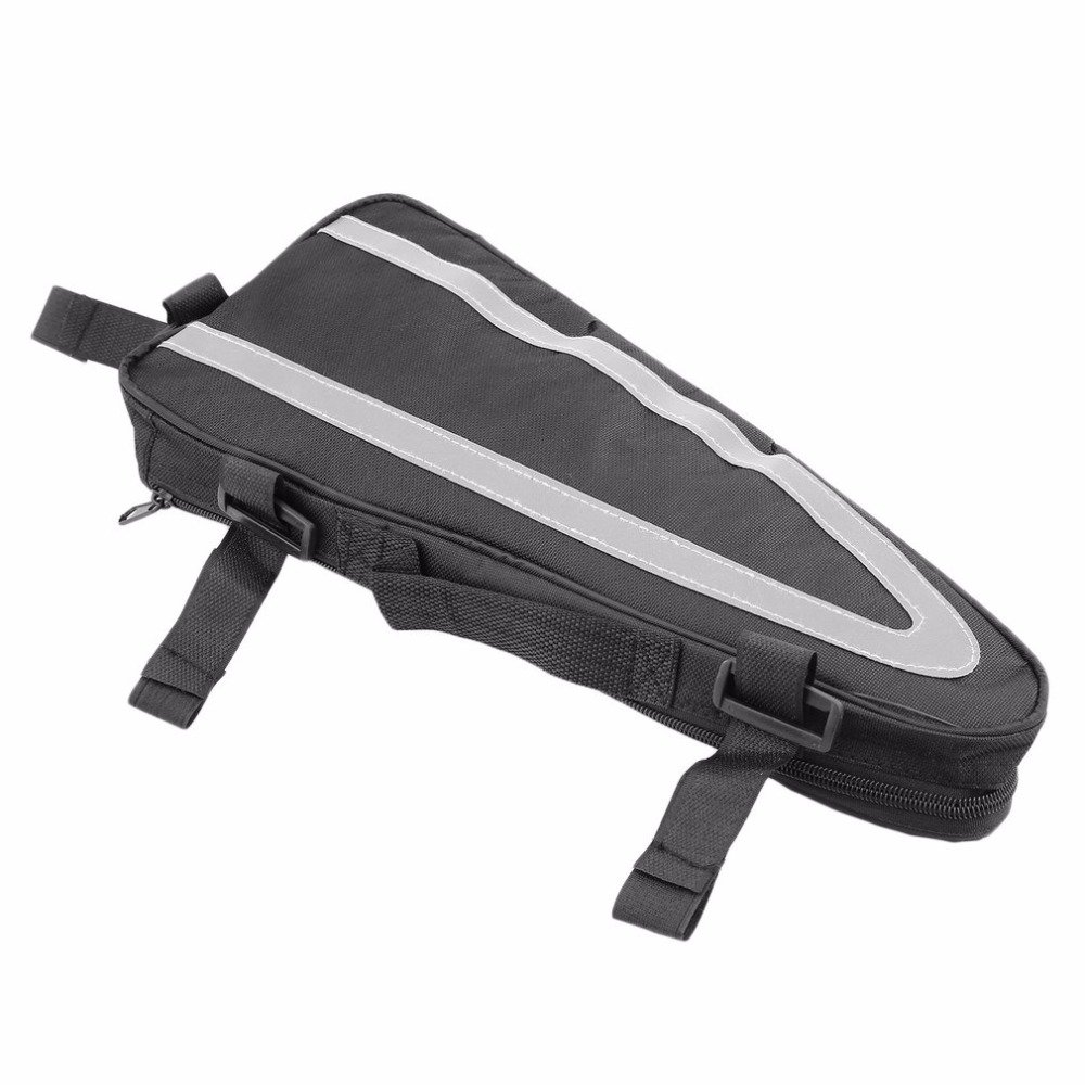 Waterproof Bicycle Bag Cycling Front Triangle Bag Mountain Sport Road Bike Tube