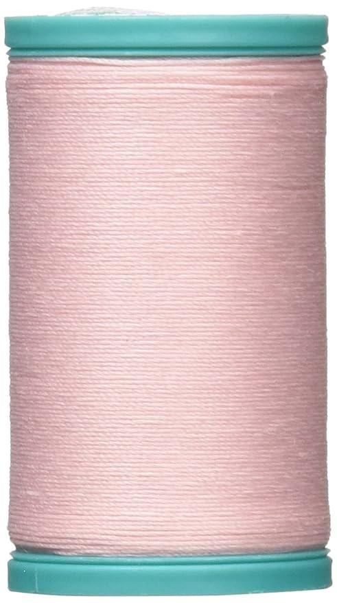 Coats Abrigos Bold Mano Quilting Hilo, 175-yard, Color Rosa Claro