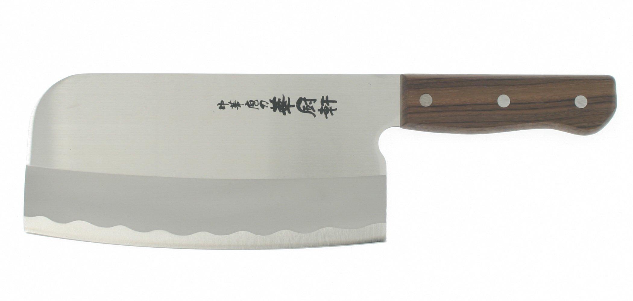 Kotobuki Midoru Kachuken 7-1/8-Inch Large Cleaver