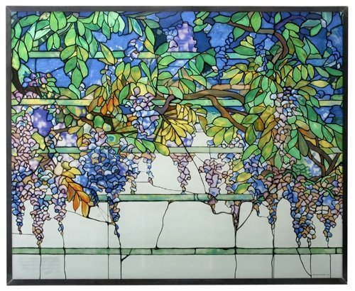 Buy tiffany window stained glass