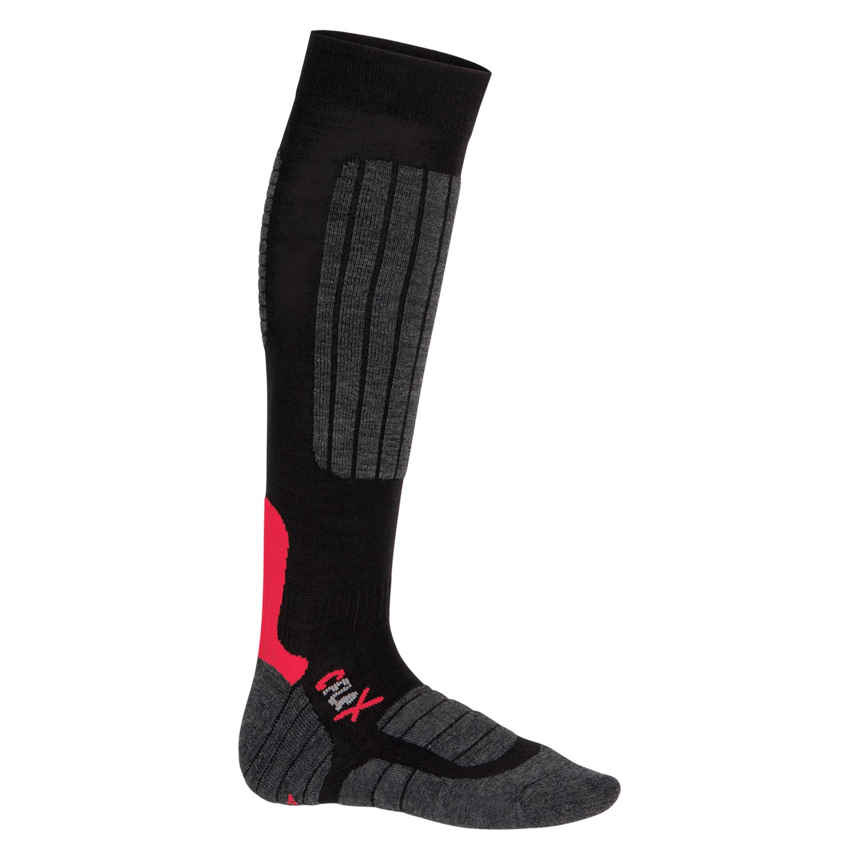 CFLEX Original HIGH PERFORMANCE Ski- und Snowboard Socken - Für Damen und Herren - Größen 35-46 - Unisex Funktionssocken