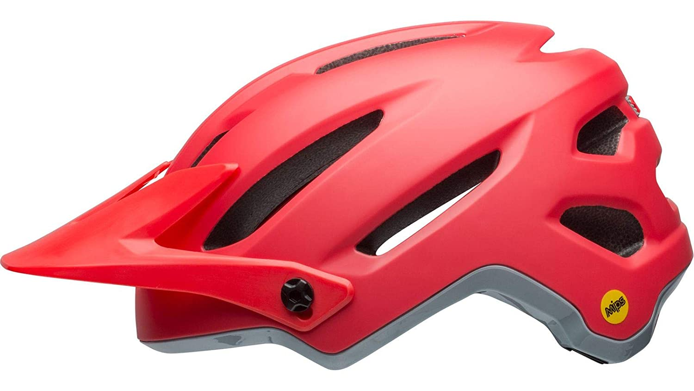 BELL(ベル) ヘルメット 自転車 サイクリング MTB マウンテン 4FORTY MIPS [4フォーティ ミップス マットハイビスカス/スモーク L] 7088163 7088163 L   B0764GBNTR