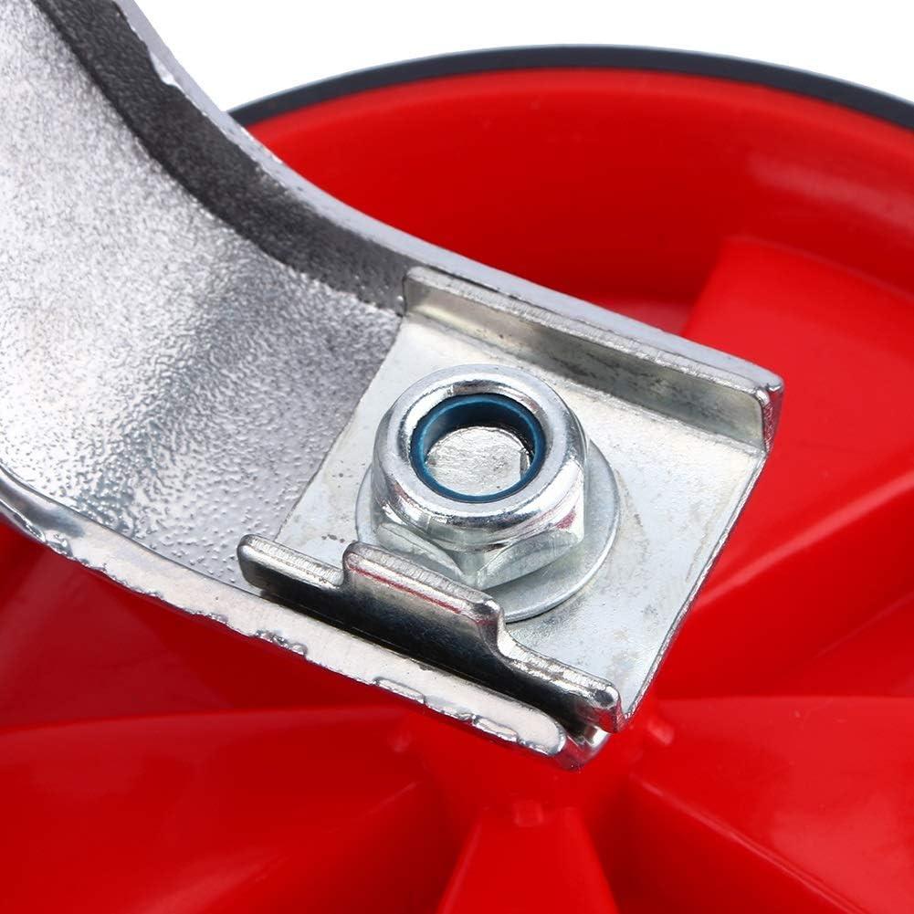 Starbun Formaci/ón Llantas Rojo 12-20 Pulgadas Estable ni/ños Ciclo Estabilizadores de Ruedas de Bicicleta de Entrenamiento Universal con Seguridad