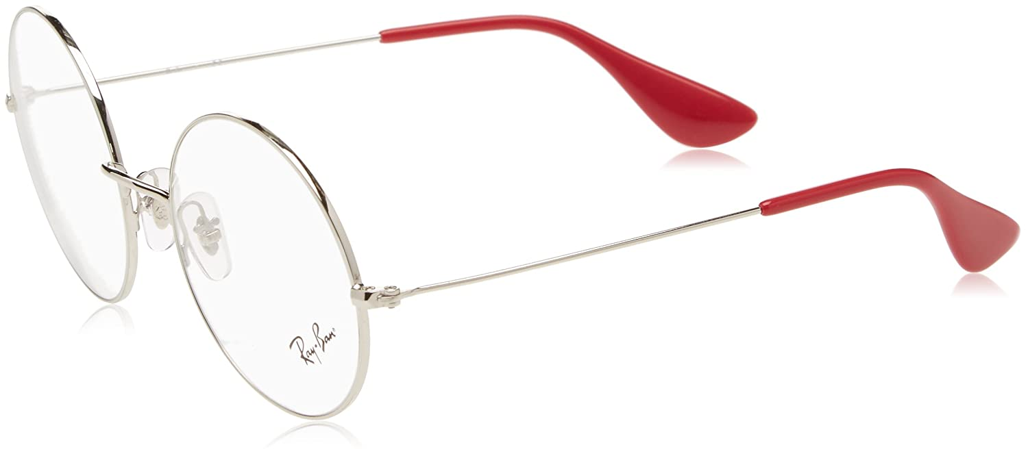 db66b645450 Amazon.com  Eyeglasses Ray-Ban Optical RX 6392 2501 SILVER  Clothing