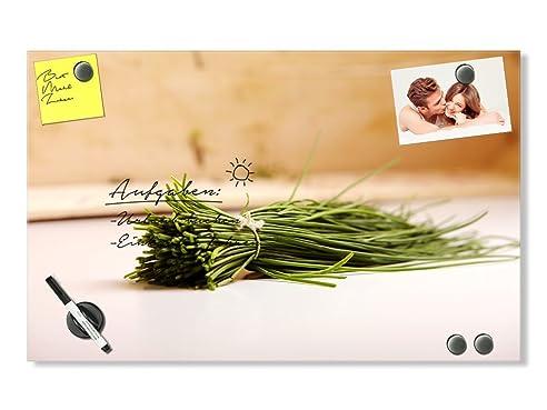 Graz Design® Glas Magnettafel Wandtafel Magnettafel Tafel Für