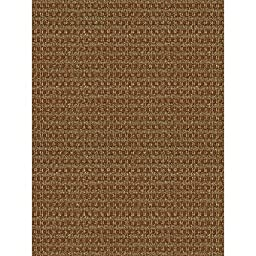 Checkmate Taupe/walnut 6 Ft. X 8 Ft. Indoor/outdoor Area Rug, Features Durable Nonwoven Construction and Is Solution Dyed Throughout the Fibers to Resist Fading, Even in Direct Sunlight by Foss