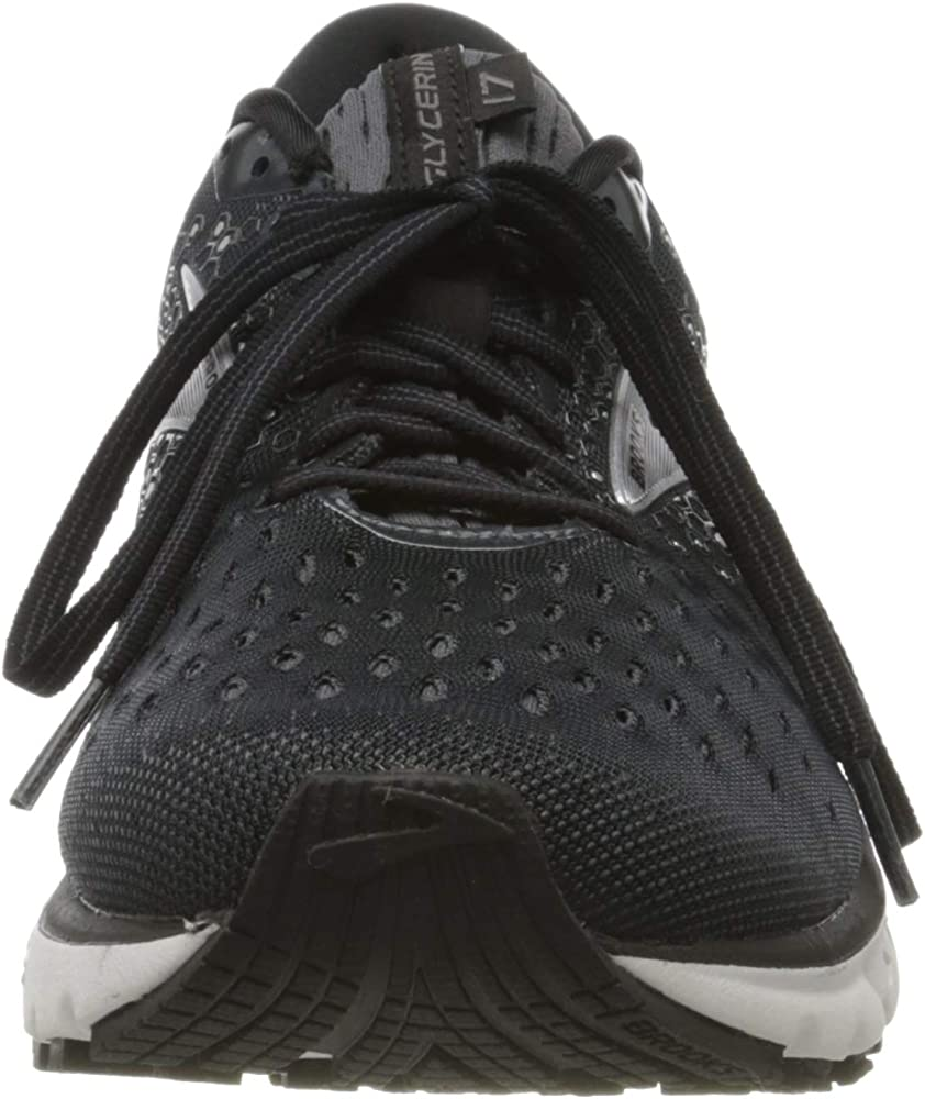 Brooks Glycerin 17, Zapatillas para Correr para Hombre, Black ...
