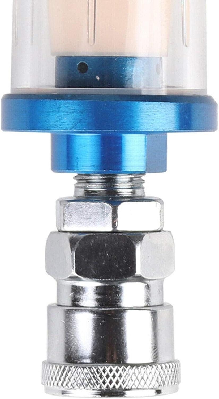 DHOUTDOORS Filtre R/égulateur dair-S/éparateur dhuile et dair Comprim/é-Compresseur de Pistolet /à Peinture
