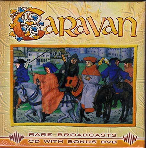 Caravan Rare Broadcasts On Cd   Dvd