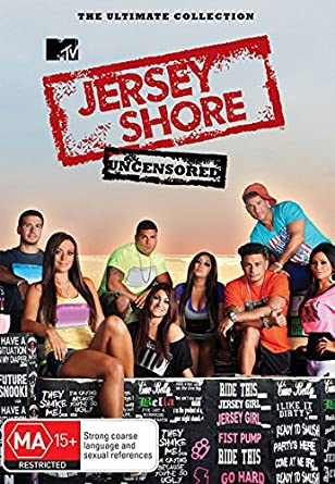 be01404f4f Amazon.com  Jersey Shore   Season 1-6