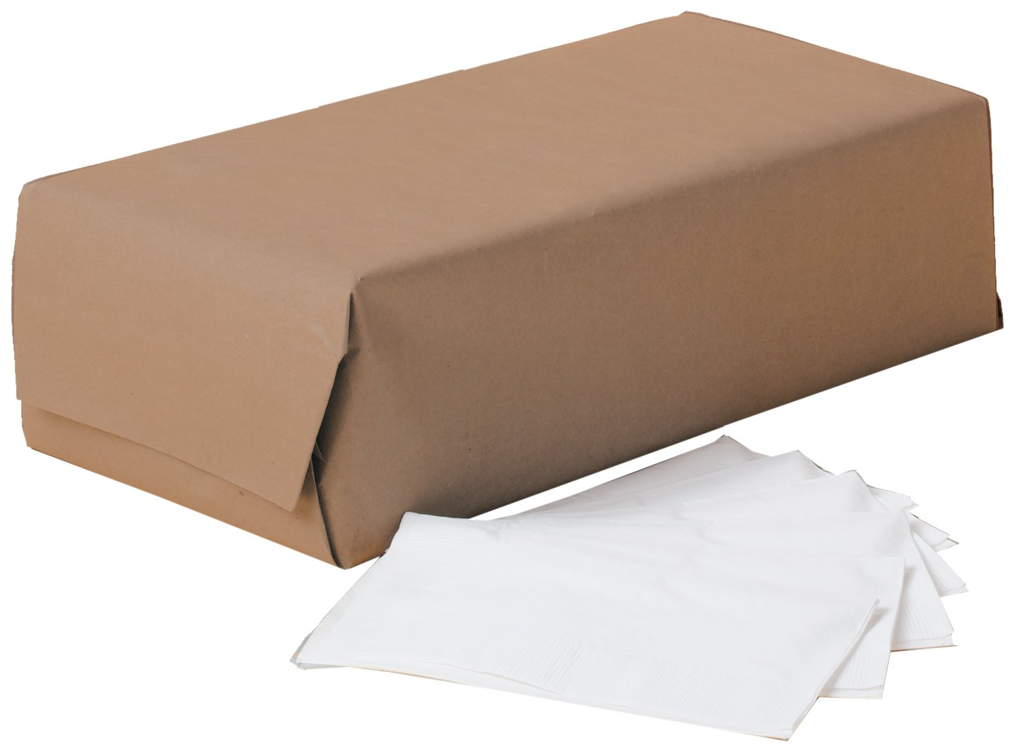 KimberlyClark Professional 98200 Scott 1/8 Fold Dinner Napkins 2 Ply White by Kimberly-Clark Professional (Image #2)