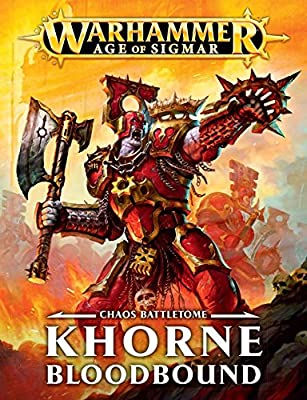 Chaos Battletome - Khorne Bloodbound by AGD
