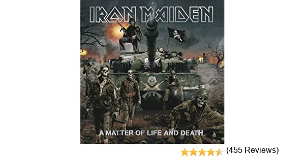 Iron Maiden - A Matter Of Life And Death : Iron Maiden, Iron Maiden: Amazon.es: Música
