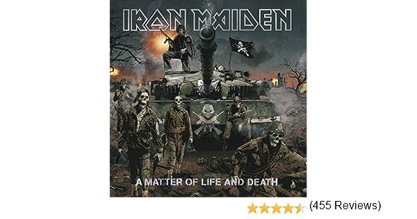 Iron Maiden - A Matter Of Life And Death : Iron Maiden, Iron Maiden: Amazon.es: Música