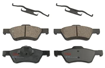TRW TPC1047 Premium Ceramic Front Disc Brake Pad Set