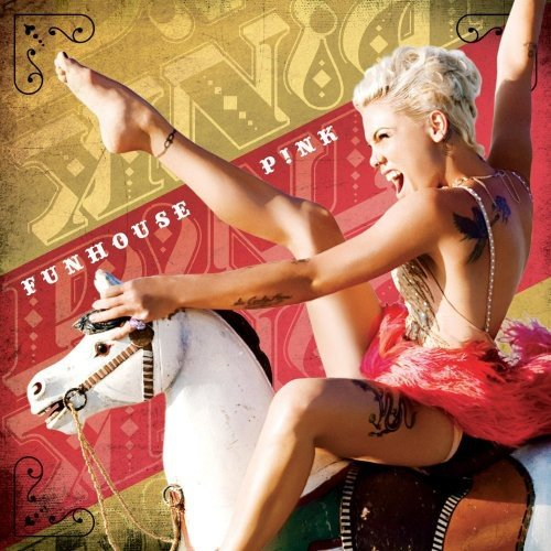 CD : Pink - Funhouse (United Kingdom - Import)